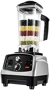 ALK Professional Blender, 1650W Smoothie Blender with 71 Oz BPA-Free Pitcher, 26000 RPM High Speed Blender with 6 Layer Sawtooth Stainless Steel Blades for Ice Cream, Smoothie, and Coffee Bean,A