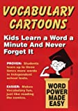 img - for Vocabulary Cartoons: Word Power Made Easy by Sam Burchers (1998-03-06) book / textbook / text book