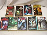 download ebook the hollows series set of 9: dead witch, the good bad undead, every which way, fistful of charms, for a few demons, the outlaw demon, white witch black curse, black magic sanction, pale demon pdf epub