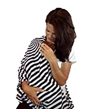 Nursing Cover Breastfeeding Scarf
