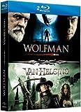 Coffret The Wolfman - The Wolfman + Van Helsing [Blu-ray]