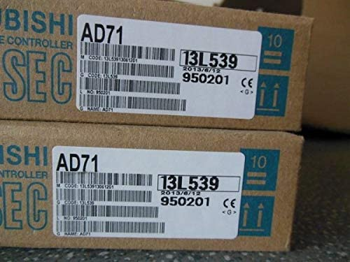 (修理交換用 ) 適用する MITSUBISHI/三菱電機 シーケンサー位置決めユニット AD71