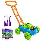 Amazon Com Fisher Price Bubble Mower Toys Amp Games