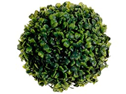 Silk Plants Direct Boxwood Orb (Pack of 12)