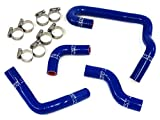 HPS 57-1323H-BLUE-2 Blue Silicone Heater Hose Kit (Coolant)