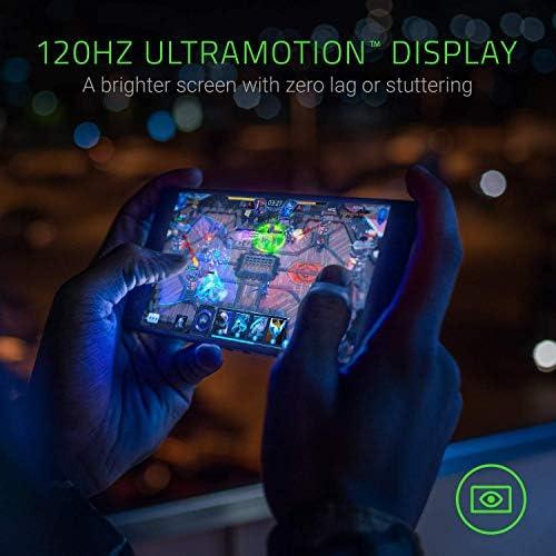 Razer Phone 2 Unlocked Gaming Smartphone - 120Hz QHD Display - Snapdragon 845 - Wireless Charging - Chroma - 8GB RAM - 64GB - Mirror Black Finish (Renewed) WeeklyReviewer