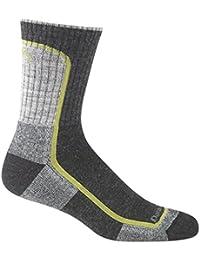 Vermont Mens Merino Wool Micro-Crew Light Cushion Hiking Socks
