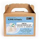 urban cheese making kit - Kalona SuperNatural Fresh Cheesemaking Kit - Easy Cheese Kit. Make your own cheese in 1 hour! (Ricotta & Burrata)