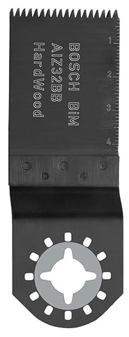 7 opinioni per Bosch AIZ 32 BSPB 2608661645- Lama BIM per tagli dal pieno Starlock Hard Wood,