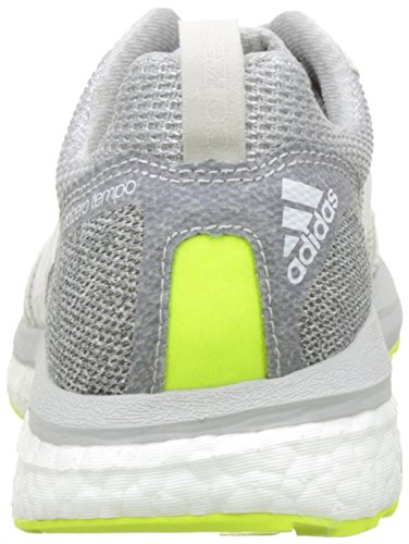 Tempo Two grey grey Adizero Running Adidas Femme De 9 Chaussures footwear White One Gris qUw5O