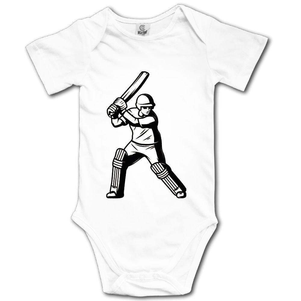 Baby Toddler Climbing Bodysuit Cricket Kick Infant Climbing Short-Sleeve Onesie Jumpsuit
