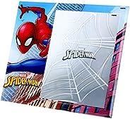Porta Retrato 20x25cm Spiderman Disney Porta Retrato 20x25cm Spiderman Estampa Spiderman