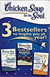 chicken soup for the soul box set - Chicken Soup for the Soul: 3 Bestsellers Boxed Set (Think Positive, Count Your Blessings, Find Your Happiness)