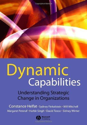 dynamic organization - 5