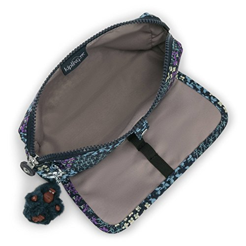 Bouquet Metallic Women's Kipling Pouch Dotted Wolfe Pencil wT4nxqpA