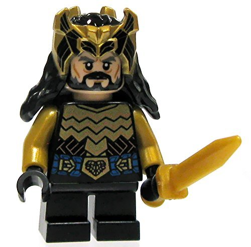 LEGO The Hobbit The Battle of the Five Armies Loose Thorin Minifigure [Golden Armor Loose]
