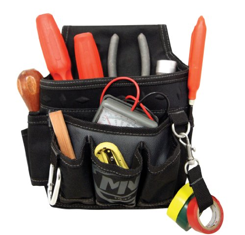 McGuire-Nicholas 23021 The Electrician Mini Electrician's Work Pouch by McGuire-Nicholas