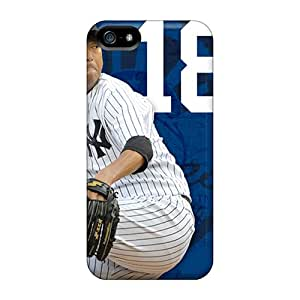 For iphone 6plus Tpu Phone Case Cover(new York Yankees)