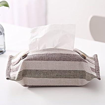 vendita all'ingrosso vendite speciali design innovativo TISZJHU Tissue Box Porta Fazzoletti Scatola per fazzoletti ...