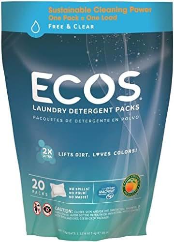 Laundry Detergent: ECOS