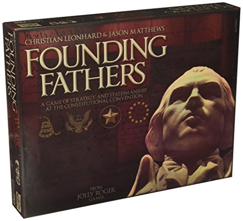 Jolly Roger Games Founding Fathers