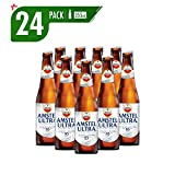Cerveza Clara Amstel Ultra 24 Pack Botella 355 Ml