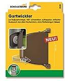 Schellenberg Mini 50152 Shutter Cord Winder Screw-on Collapsible Brown