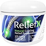 Naturo Sciences (4oz.) ReliefX May Help Relieve Aches in Muscles, Joints and Spine – May Aid and Ease Discomfort During and After Physical Therapy or Activity