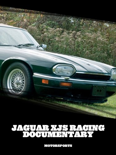 Jaguar XJS Racing Documentary