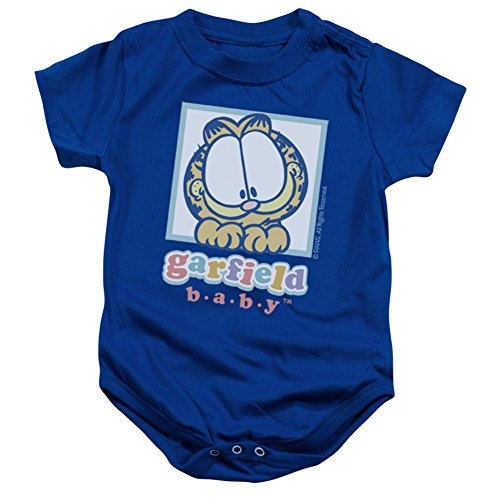 Infant: Garfield - Baby Garfield Onesie Infant Onesie Size 0-6 Mos]()