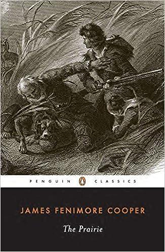 The Prairie Leatherstocking Tale James Fenimore Cooper Blake