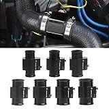 34mm Water Temp Temperature Joint Pipe Sensor Gauge Radiator Hose Adapter