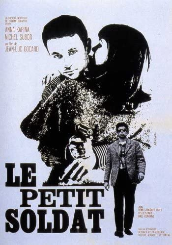 Amazon.com: Le petit soldat Poster Movie French C 11x17: Prints: Posters &  Prints