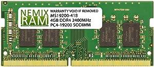 4GB NEMIX RAM Memory for Apple iMac 2017 27