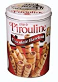 Pirouline Rolled Wafers, Chocolate