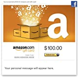 Amazon.com Gift Cards - Facebook Delivery