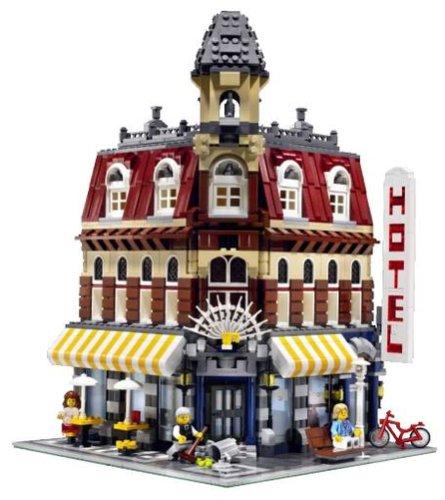 lego cafe hotel - 1