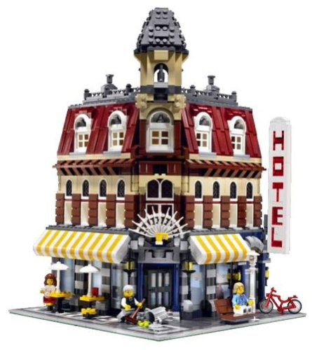 Amazon.com: Lego Make & Create Café Corner: Toys & Games
