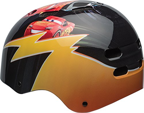 Bell Cars 3 Lightning McQueen Child Multisport Helmet by Bell