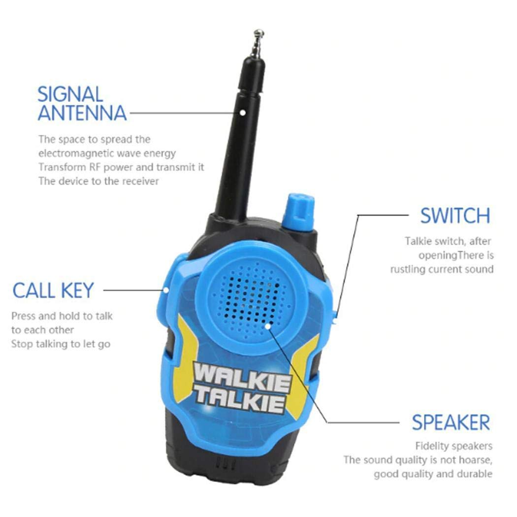 Rtiopo Remote Wireless Calling Children Walkie-Talkie Parent-Child Interactive Toys Walkie Talkies by Rtiopo (Image #2)