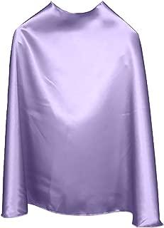 "product image for Superfly Kids 22"" Childrens Superhero Cape (Light Purple)"
