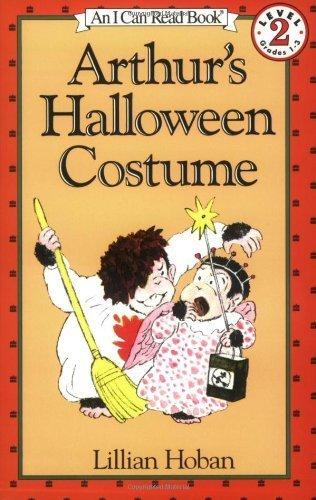 Arthur's Halloween Costume (An I Can Read Book) by Lillian Hoban (1986-10-29)