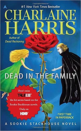 Book Dead in the Family: 10 (Sookie Stackhouse Novels)