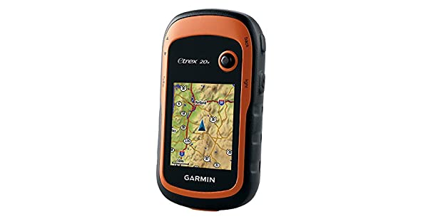 Amazon.com: Garmin 010 – 01508 – 00 – GPS eTrex 20 x – GPS ...