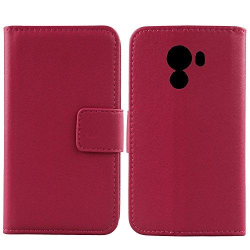 Gukas Design Genuine Leather Case for Bluboo Xfire 2 4G 5