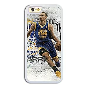 TPU iPhone 6 case protective back cover with NBA Golden State Warriors No. 30 Stephen Curry #3