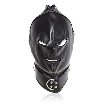 Productos para adultos BDSM, sexy traje de máscara de ojo de ...