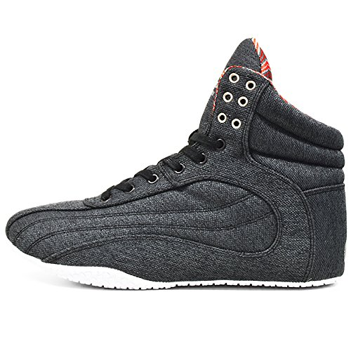 D Hommes Fitness Chaussures Raptors Bodybuilder Charbon Gym maks Ryder Bois Entranement Wear De 1Ix8Eq5