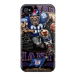 New Arrival Case Cover With Evv5309adJT Design For Iphone 4/4s- New York Giants