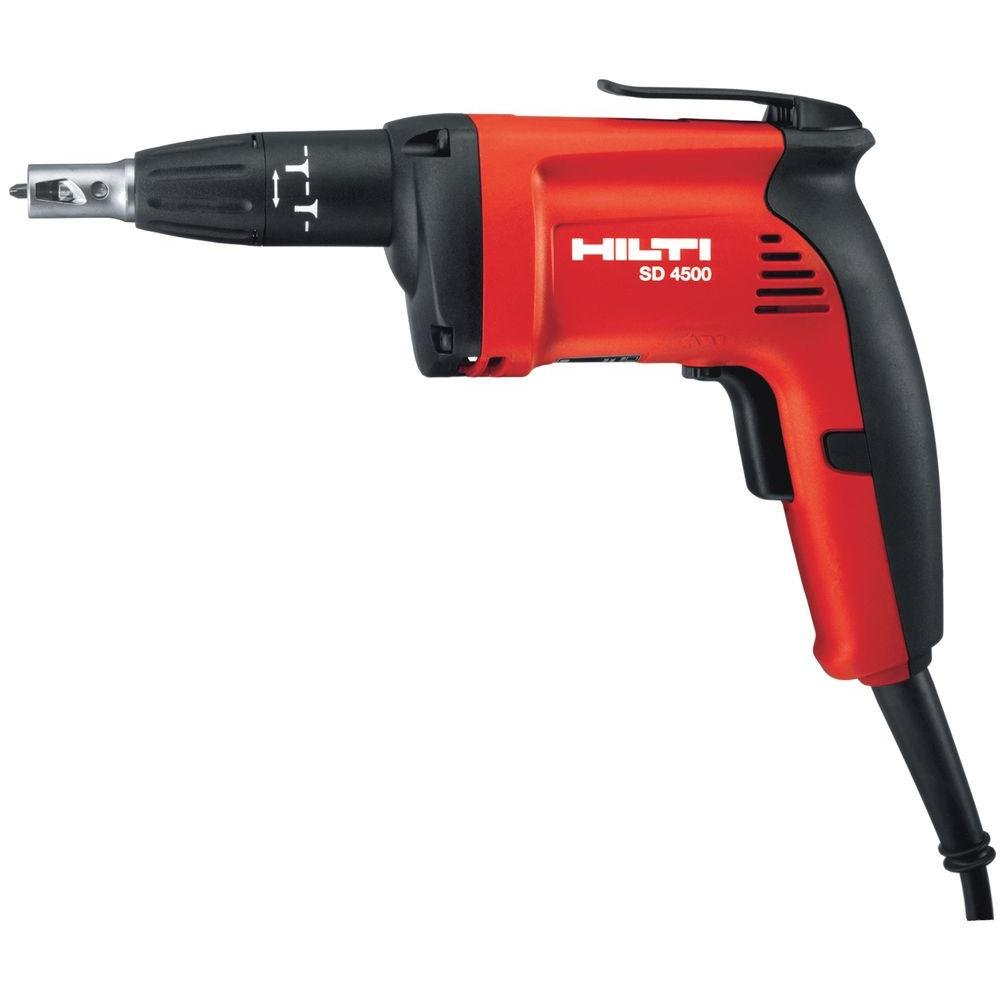 Amazon.com: Hilti 02020087 SD 4500 High Speed Drywall Screwdriver ...